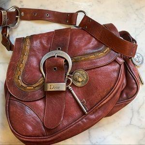 Christian Dior ♥️ Gaucho Double Saddle Bag